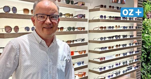 So schön ist das neue Gesicht des Grimmener Brillenhauses