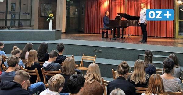 Gymnasium Grimmen und Theater Vorpommern kooperieren