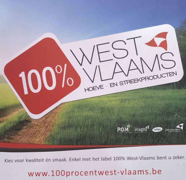 Nouveau label 100% West-Vlaams' ('100% flamand occidental') - Nieuw bij '100% West-Vlaams': deze 19 lekkernijen