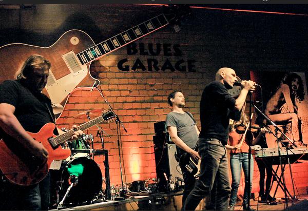 Auch die Jinxs sind am Wochenende in der Blues-Garage dabei. (Foto: Sandra Köhler)