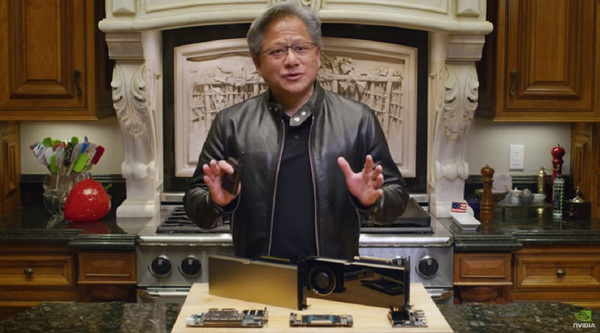 Nvidia CEO Jensen Huang compares the Omniverse and the metaverse