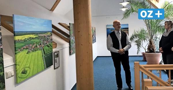 Miltzower Fotoausstellung: Das Schönste vom Strelasund auf Leinwand gebannt