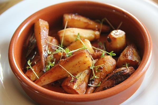 Leckere Rübchen-Rezepte gibt es auch auf der Chefkoch-Seite. Foto: Chefkoch.de/Parmigiana