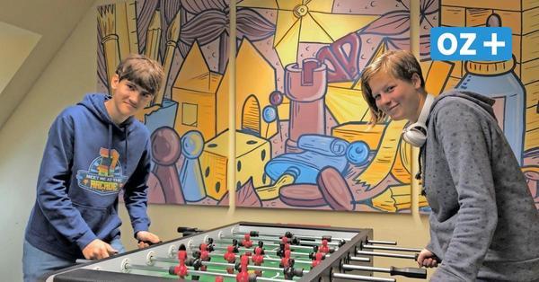 Greifswalder Schule macht aus Schulverweigerern angehende Firmengründer