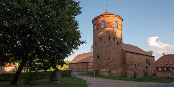 Der Daberturm in Alt Daber. Foto: Tourismusverband Prignitz