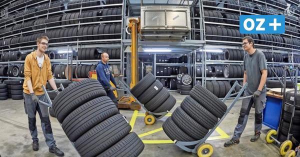 Es ist wieder Zeit für den Reifenwechsel: Das müssen Autofahrer in MV jetzt wissen