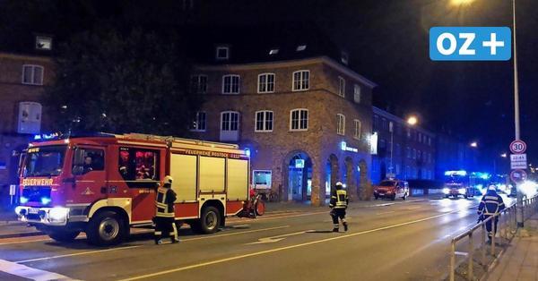 Warum die Rostocker Feuerwehr zum Holbeinplatz ausrückte, aber nicht löschte