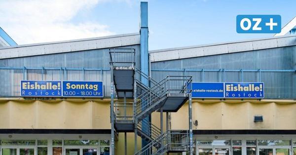 Aufatmen für Eissportler in Rostock: Eishalle soll schon bald wieder öffnen