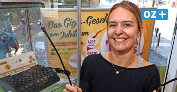 20 Jahre Internet über Kabel: Wie Rostock zum Vorreiter in Europa wurde