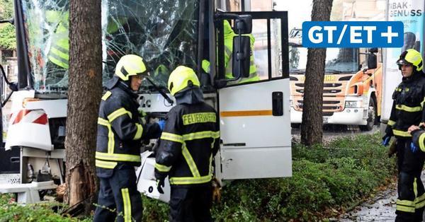 Göttingen: Schwerer Unfall mit Müllwagen auf der Bürgerstraße