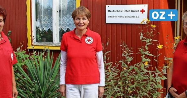 Ribnitz-Damgartener DRK-Ortsverein startet nach Corona-Zwangspause neu durch