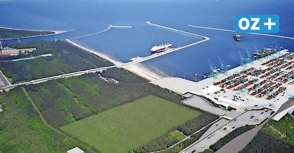Usedom: Grünen lehen geplanten Containerhafen in Swinemünde ab