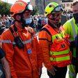 """""""Nationale Tragödie"""": Macron besucht Katastrophengebiet in Südfrankreich"""