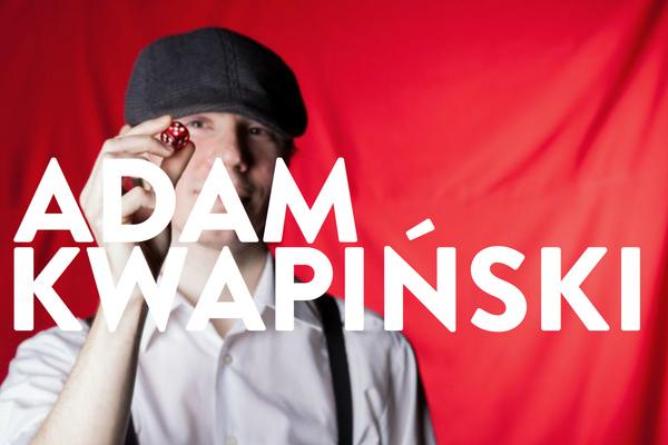 Adam Kwapinski - jeden z najlepszych polskich game designerów gier planszowych