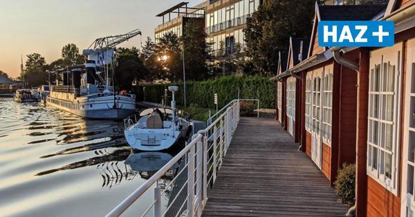 Übernachten für 39 Euro: Das bieten die Lodges am Lister Jachthafen
