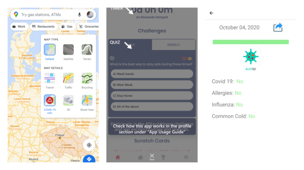 COVID-19 layer on Google Maps and some new apps to prevent its spread