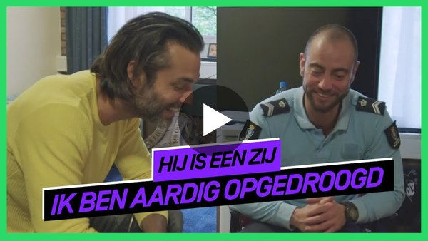 RIJPWETERING - Hij Is Een Zij: Finn is one of the guys bij defensie (video)
