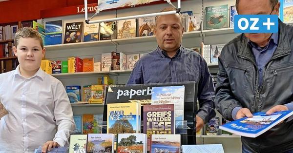 In Grimmen findet die wohl kleinste Buchmesse des Landes statt