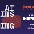 World Summit AI @ Inspired AI   Oct 14   Online