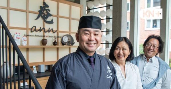 Sushi-Meister Shinichi Tanaka kehrt zurück