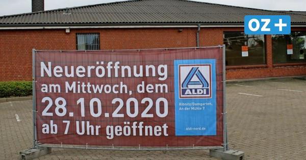Ribnitz-Damgarten: Aldi kehrt überraschend zurück – und öffnet schon bald
