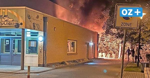 Ribnitz-Damgarten: Darum war die Feuerwehr am Mittwoch im Einsatz