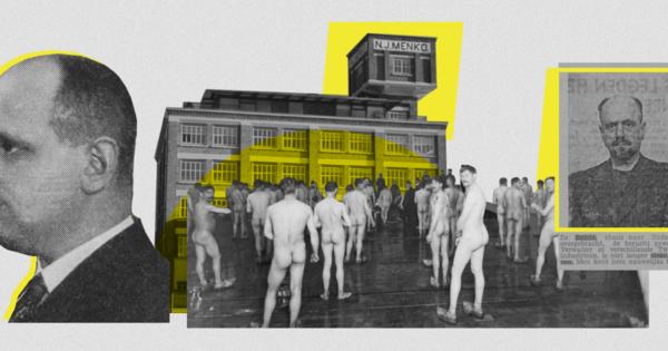 Waarom kocht het Joodse textielbedrijf Menko geroofde woningen tijdens de oorlog?