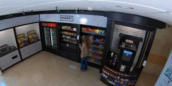 Standard launches cashierless store at the University of Houston