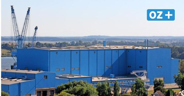 Neue Korvetten für Marine - Zweite Kiellegung in Wolgast auf der Peene-Werft