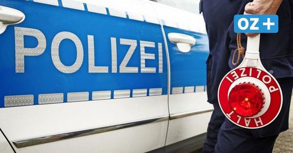 Rostocker Polizei beschlagnahmt verschiedene Drogen und eine Waffe