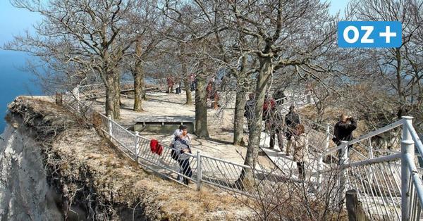 Rügen: Zugang zum berühmten Königsstuhl schon bald für immer gesperrt