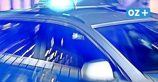 Polizeieinsatz in Stralsund: Kellner missachtet Corona-Vorschriften und greift Beamte an