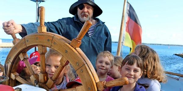 Greifswald: OZ-Spendenkonto für das Segelschulschiff Greif füllt sich weiter