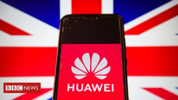 Huawei: MPs claim 'clear evidence of collusion' with Chinese Communist Party
