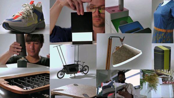 11 objets uniques créés dans les Hauts-de-France - 11 objecten ontworpen in Hauts-de-France