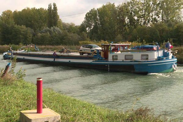 Ouverture de l'enquête publique environnementale sur le canal Seine-Nord-Europe - Start van het openbaar milieu-onderzoek over het Kanaal Seine-Noord-Europa