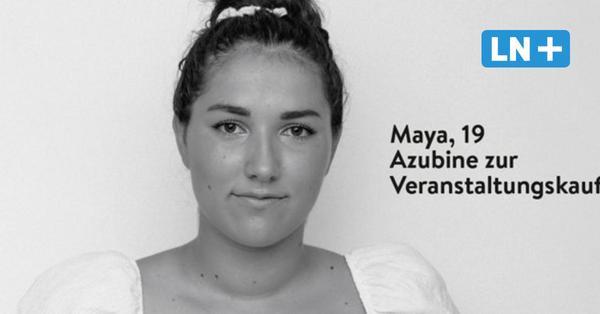 """Plakataktion """"Ohne Kunst und Kultur wird's still"""" - Azubine Maya (19): """"Mein Traumjob steht auf dem Spiel"""""""