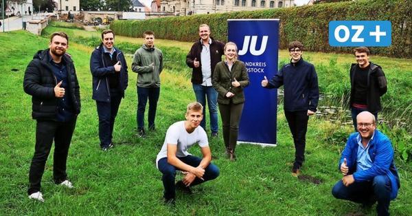 Junge Union im Landkreis Rostock hat neue Vorsitzende