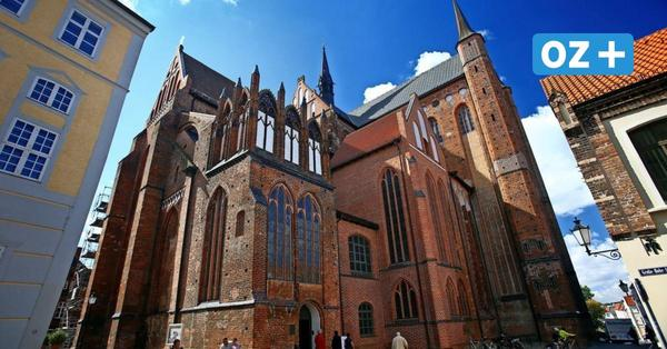 Wismar bekommt Geld für besseren Brandschutz in St.-Georgen-Kirche