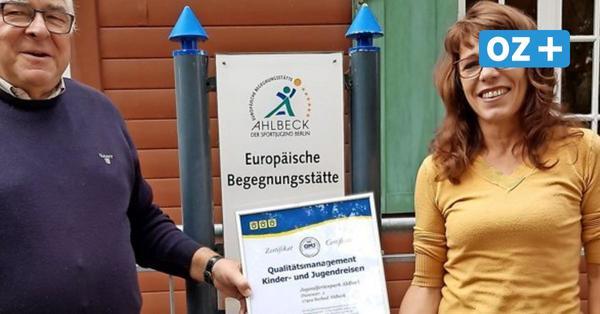 Ferienpark in Ahlbeck bleibt Top-Adresse für Kinder- und Jugendreisen