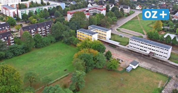 Schulcampus Grevesmühlen: So sollen die neuen Straßen und Wege verlaufen