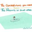 The Contribution You Make