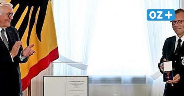 Bundesverdienstkreuz: Lüdersdorfer wurde von Nominierung überrascht