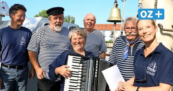 Greifswald: Viele Spender helfen dem Segelschulschiff Greif