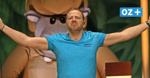 Einreiseverbot für Berliner nach MV: Comedian Mario Barth sagt Show in Rostock ab