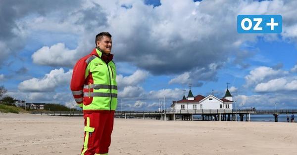 Drama beim Handballspiel in Ahlbeck: Dieser Mann rettete Mitspieler das Leben