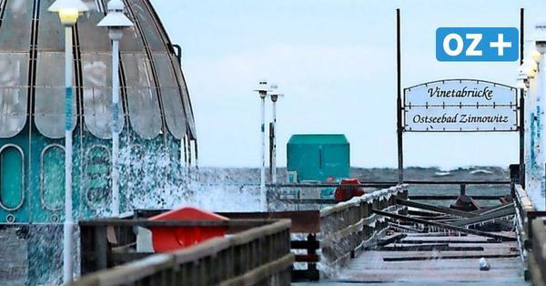 Abriss und Neubau: So kann es mit der Zinnowitzer Seebrücke weitergehen