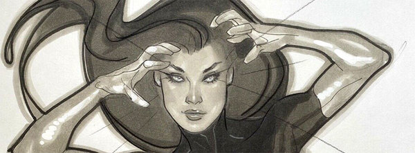 Adam Hughes - Phoenix Commission