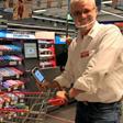 Laatzen: Rewe-Markt im Leine-Center bietet kontaktloses Einkaufen an