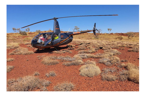 Alien Metals Limited (UFO.L) Completion of programs at Hamersley Projects.